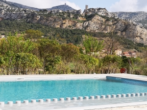 camping chateau tautavel 2